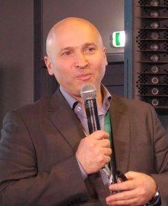 Вениамин Левцов, вице-президент по корпоративным продажам и развитию бизнеса «Лаборатории Касперского»