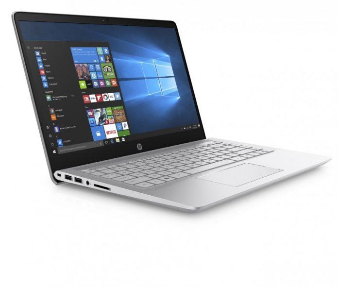 Оглашены российские цены новых ноутбуков HP Pavilion