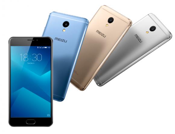 Стартовали российские продажи смартфона Meizu M5 Note