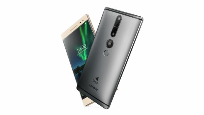 Смартфон Lenovo Phab 2 Pro скоро появится и в России