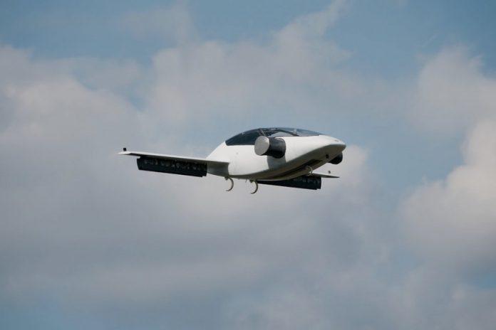 Электрическое аэротакси Lilium Jet совершило первый тестовый полет
