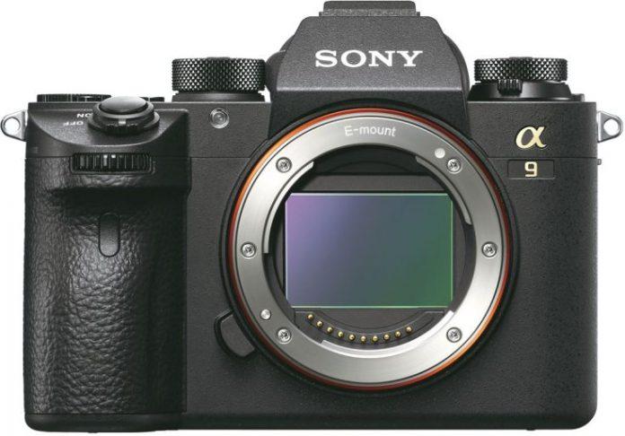 Представлена беззеркальная камера Sony α9