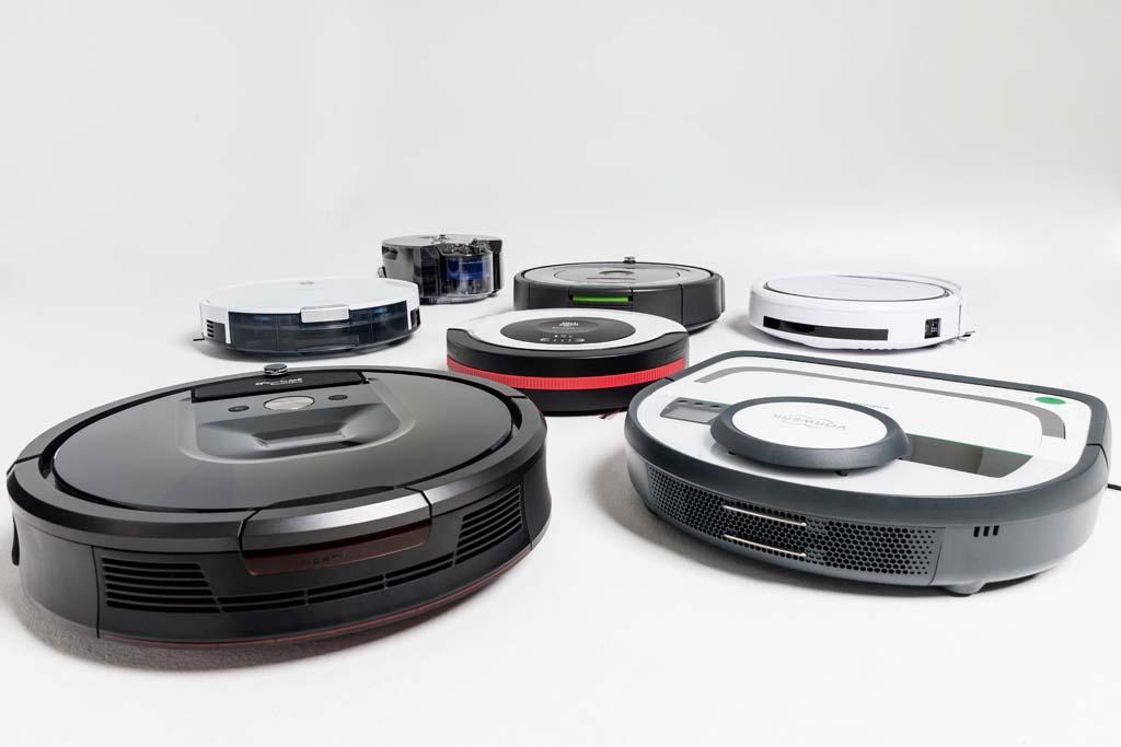 Сводный тест 8 роботов-пылесосов: рейтинг лучших моделей