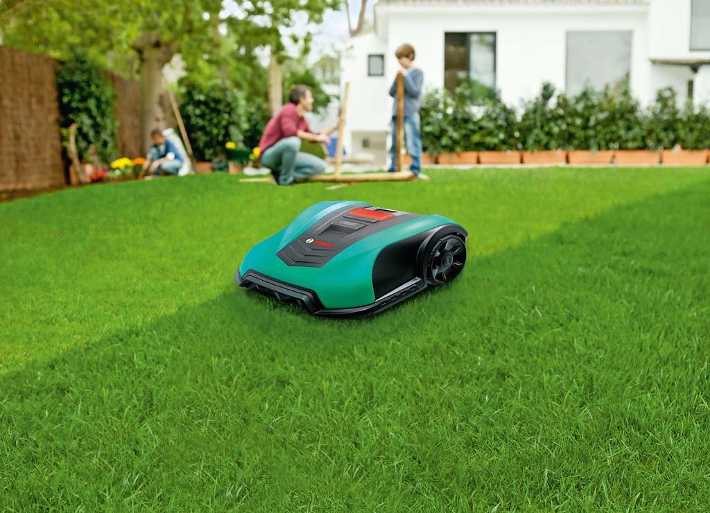 Выбираем лучшую газонокосилку