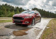 Ford: система обнаружения ям на дорогах