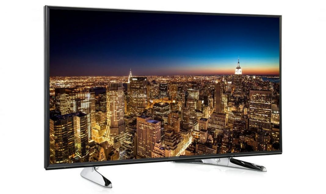 Тест телевизора Panasonic TX-40DXR600