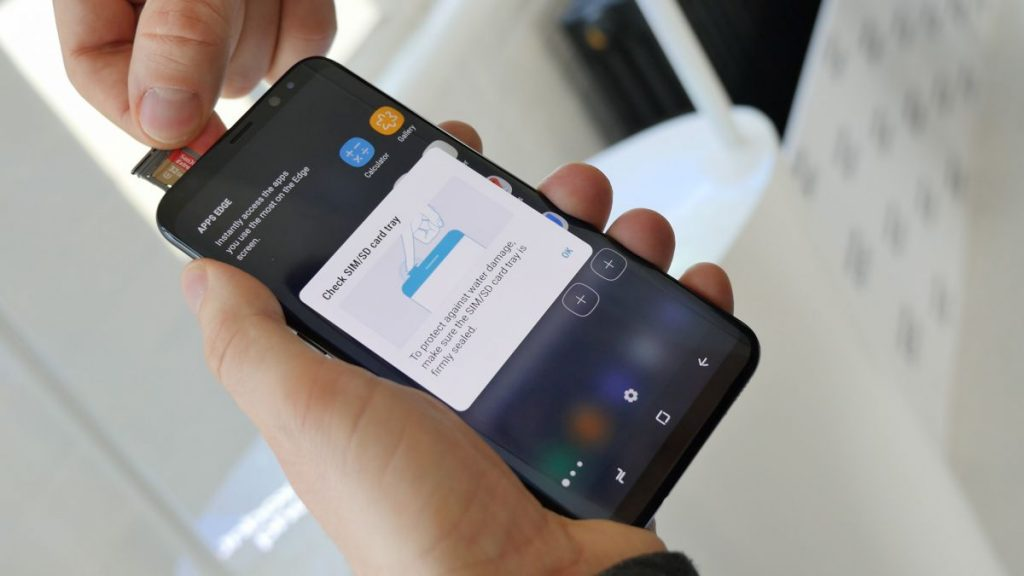 Тест смартфона Samsung Galaxy S8 Plus