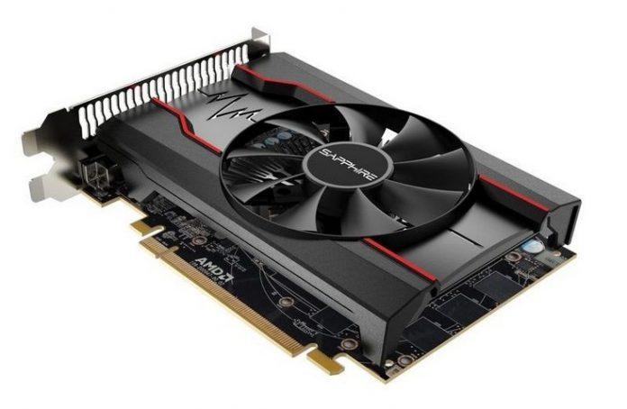 Sapphire представила графический ускоритель Pulse Radeon RX 550