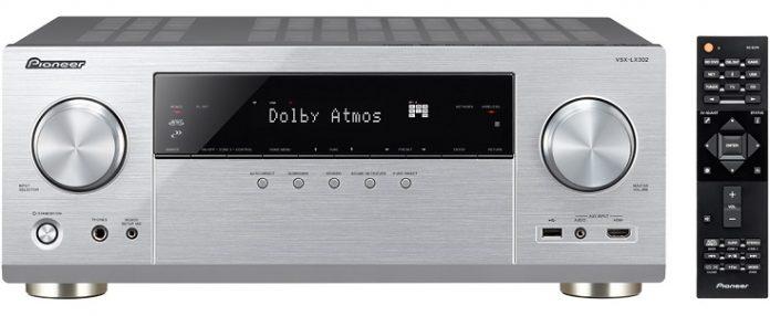 Pioneer представила ресивер с поддержкой Dolby Atmos — VSX-LX302