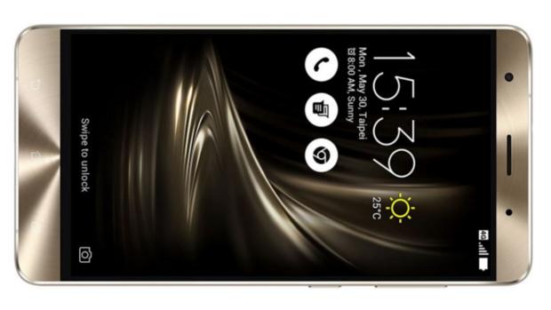 Тест смартфона ASUS ZenFone 3 Deluxe (ZS550KL)