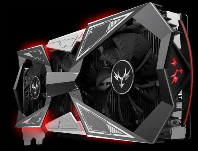 Colorful представила видеокарту iGame GTX 1080 Ti Vulcan X OC