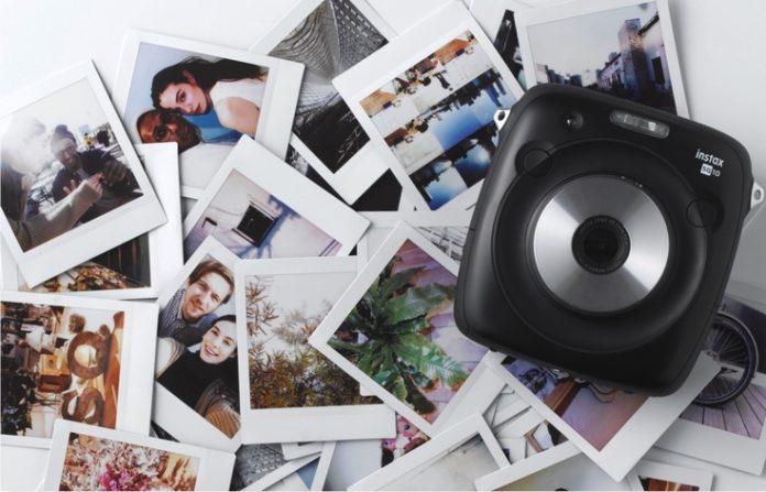 Fujifilm Instax Square SQ10 – камера мгновенной печати за $280