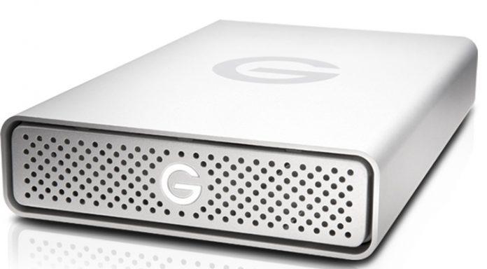 G-Technology представила накопитель G-Drive USB-C емкостью до 10 Тб