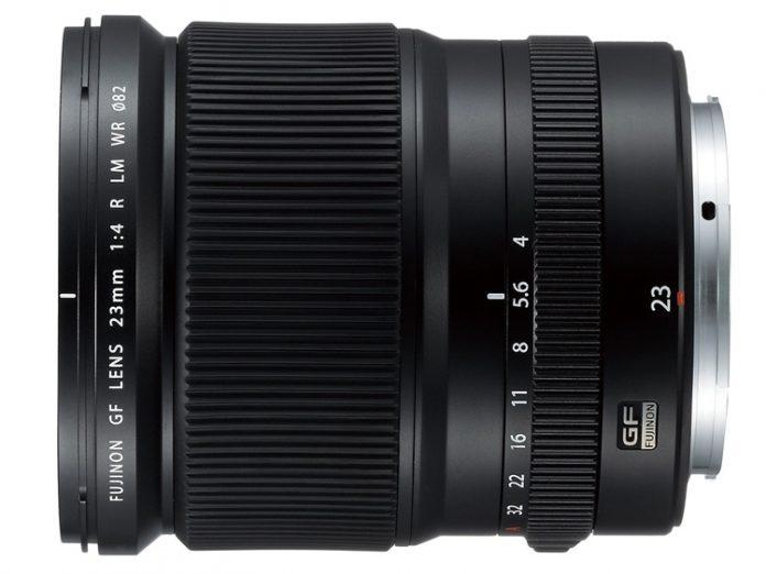Fujifilm представила новые объективы для камеры GFX50s