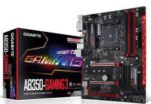 Материнская плата Gigabyte GA-AB350-Gaming 3