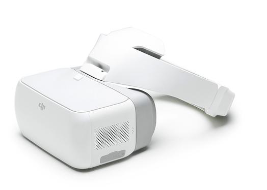 DJI выпустила VR-гарнитуру для пилотирования