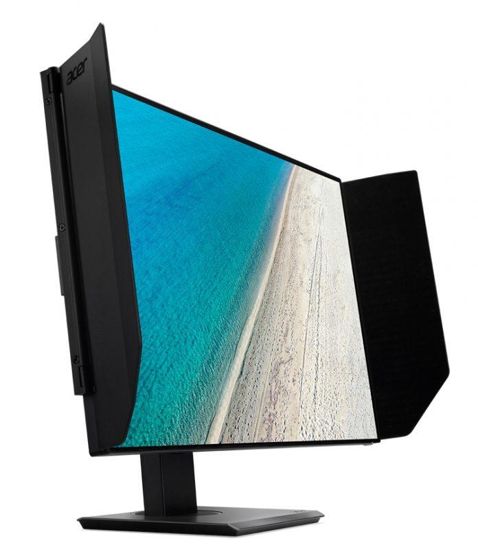 Acer готовит к выпуску профессиональный монитор ProDesigner PE320QK