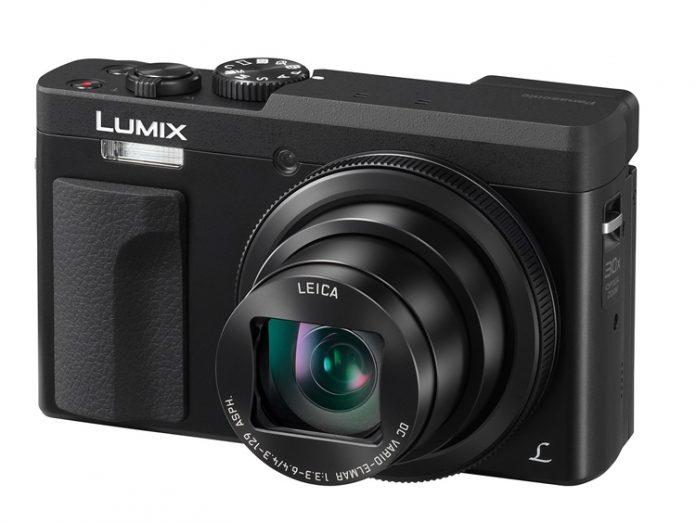 Panasonic Lumix DC-TZ90 – компактная камера с 30-кратным зумом