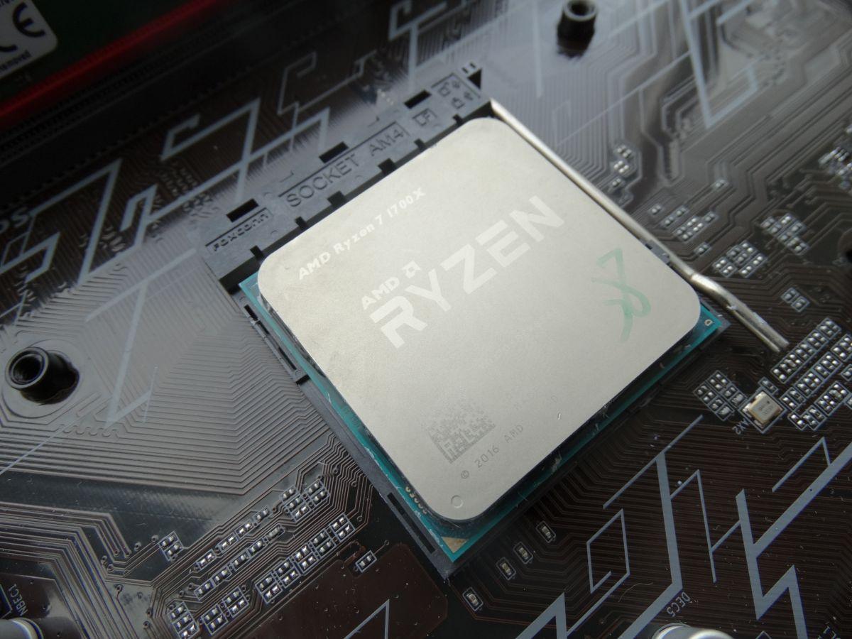 AMD Ryzen 1700X