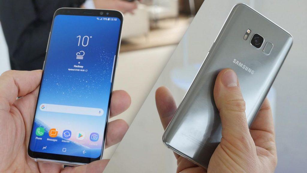 Тест смартфона Samsung Galaxy S8
