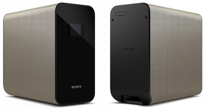 Sony анонсировала интерактивный проектор Xperia Touch