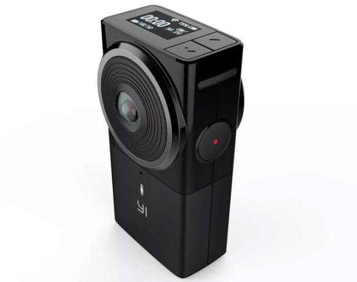 YI Technology открыла предзаказ на камеру для круговой видеосъёмки YI 360 VR