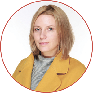 Анна Левина, редактор журнала «АвтоМир»