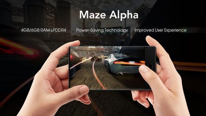 Maze готовит безрамочный 6-дюймовый смартфон в корпусе 5.5-дюймового устройства