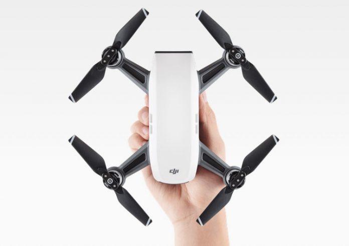 DJI представила свой самый компактный и доступный дрон