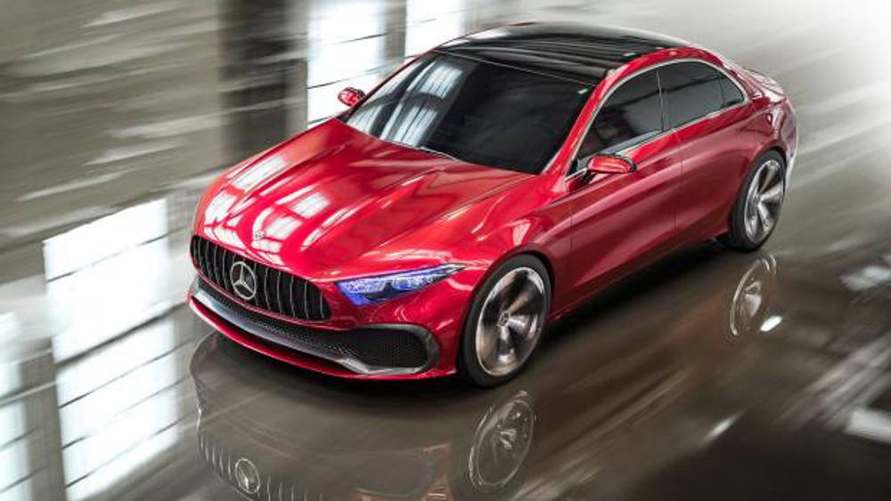Mercedes показала обновленный А-класс: и выглядит он совершенно потрясающе