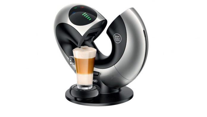Тест капсульной кофе-машины DeLonghi EDG736.S Dolce Gusto Eclipse