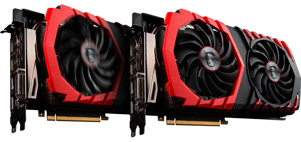 MSI GeForce GTX 1080 Ti Gaming X 11G 11GB GDDR5X