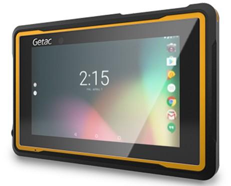 Getac представила защищенный планшет для полевых специалистов