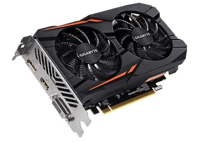 Gigabyte представила новые видеокарты Radeon RX 560