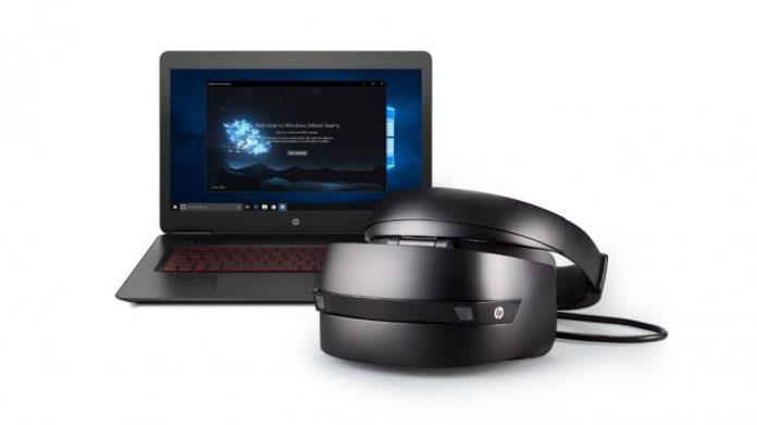 Открыт предварительный заказ для разработчиков на шлем виртуальной реальности от HP