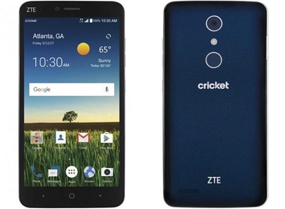 ZTE анонсировала смартфон Blade X Max