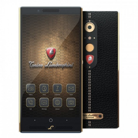 Tonino Lamborghini Alpha One — смартфон за $2100