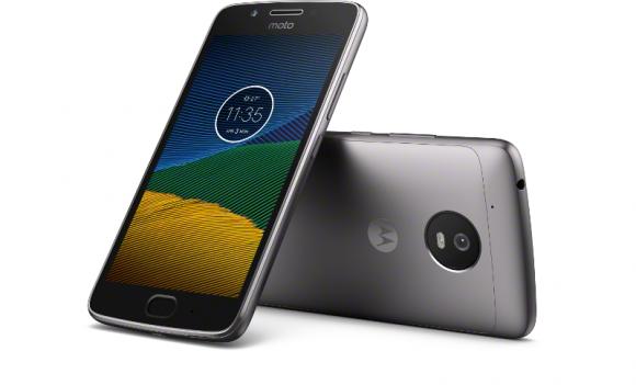 Lenovo запустила российские продажи смартфона Moto G5