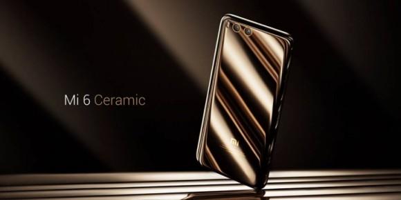 Начались продажи керамического смартфона Xiaomi Mi 6
