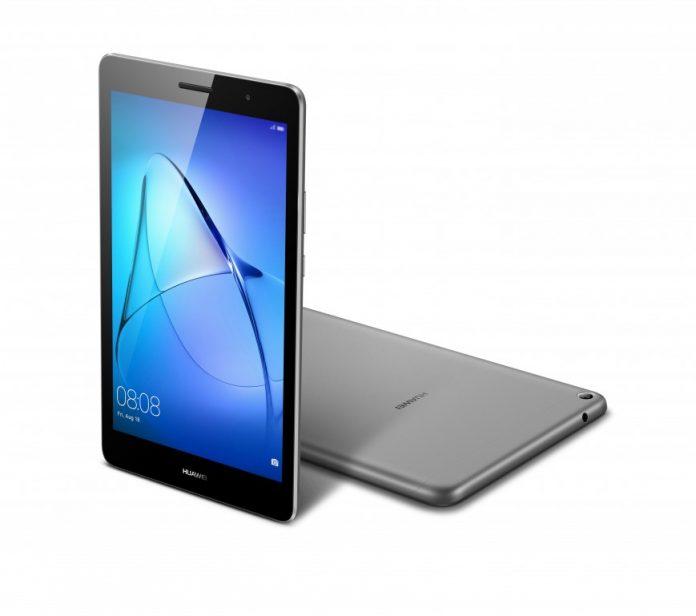 На днях стартуют российские продажи планшетов Huawei Media Pad T3