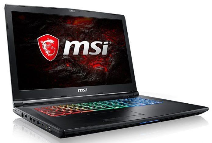 MSI представила игровой ноутбук GP72 7REX Leopard Pro