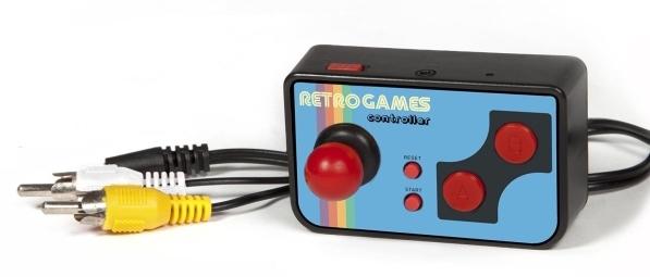 Тест игровой приставки Retro Games Controller