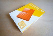 Western Digital My Passport 1 TB (WDBBEX0010B)