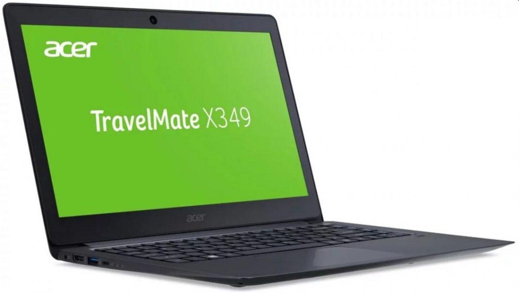 Тест ноутбука Acer TravelMate X349-G2-M-336Z
