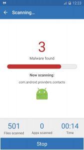 Как защитить смартфоны от вирусов и шпионского ПО