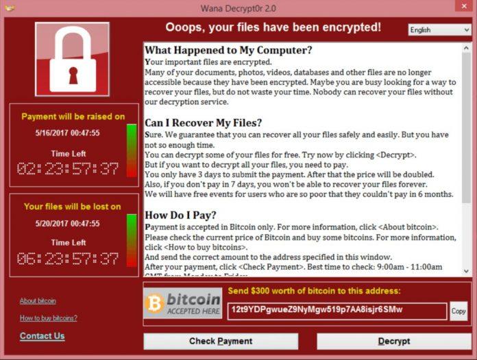 Названа предполагаемая национальность авторов вируса WannaCry