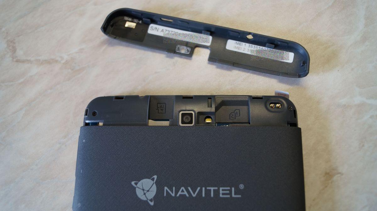 Обзор навигационного планшета Navitel A737