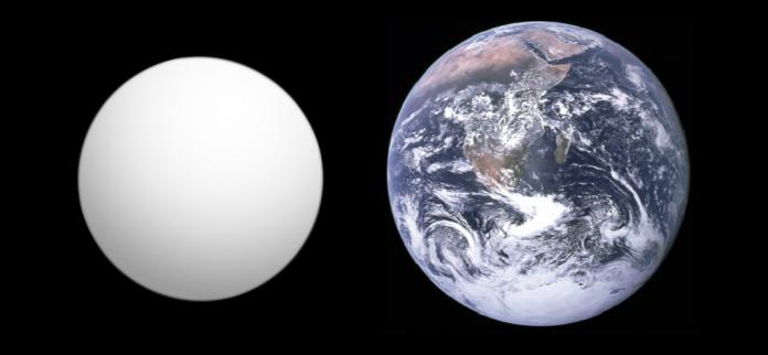 Астрономы нашли планету, похожую на гигантский шар из пенопласта