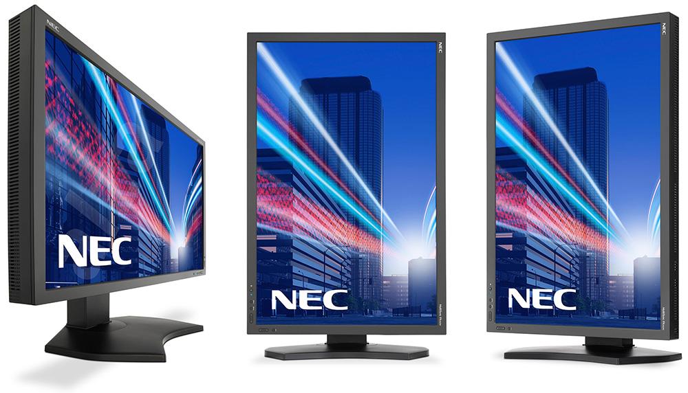 NEC MultiSync PA302W-SV2: несмотря на большое количество функций для работы с графикой, этот 30-дюймовый монитор все-равно является слишком дорогим.