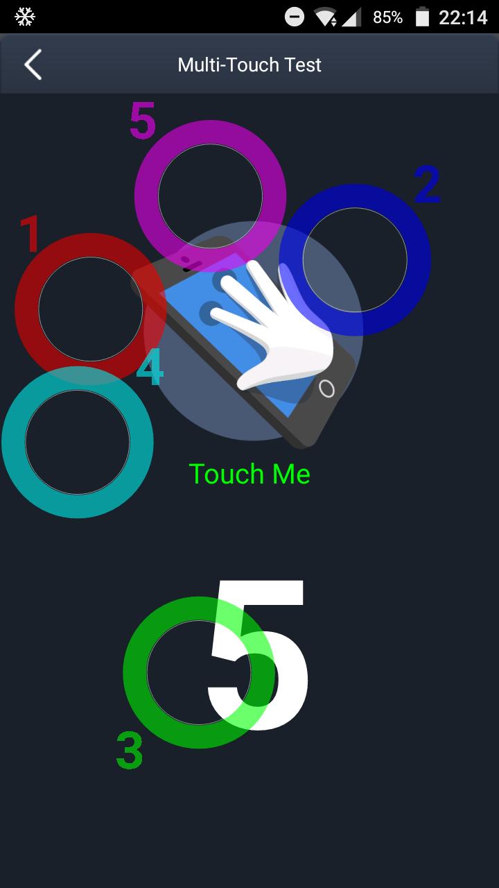 Благодаря технологии TDDI (Touch and Display Driver Integration) обеспечивается высокая чувствительность и точность нажатий.